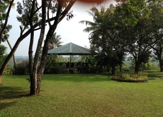 Shanthi Lanka Ayurveda Resort: Pavillon zum Ruhe finden