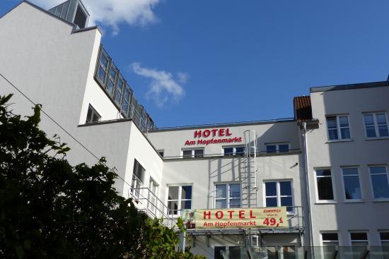 Photo of Garni Am Hopfenmarkt Hotel Rostock