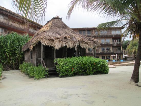 my cabana picture of captain morgan s retreat ambergris caye rh tripadvisor com