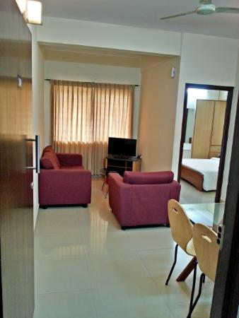 The Grand Serenity - Apartment Hotel: Studio Apartment