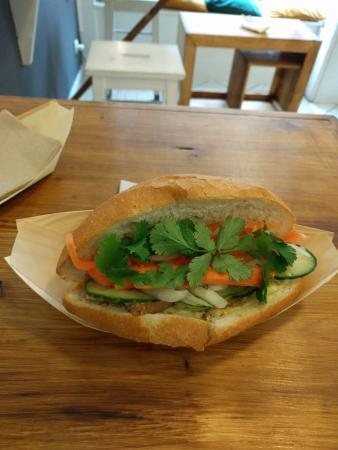 Photo of Vietnamese Restaurant Banh Mi Vienna at Faulmanngasse 1, Vienna 1040, Austria