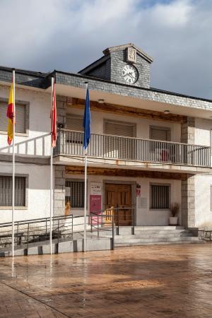 Buitrago de Lozoya, Spain: Fachada del Museo Picasso Colección Eugenio Arias (Buitrago del Lozoya. Madrid. Spain)