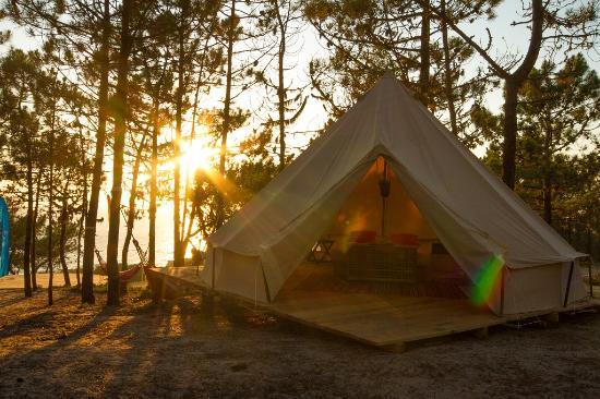 Dreamsea Surf Camp: Glamping Tent