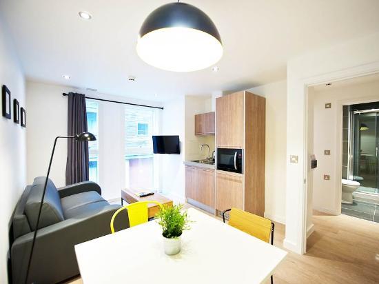 1 bedroom apartment sleeps 3 picture of staycity aparthotels rh tripadvisor ie