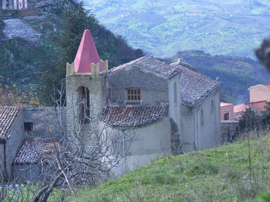 Chiesa di Santa Maria di Gesu: La chiesa del convento