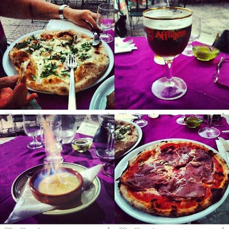 Montieri, Italia: Pizzeria Il Gabellino