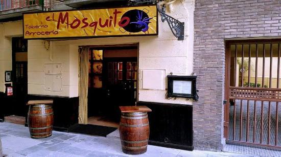 Rice Tavern El Mosquito