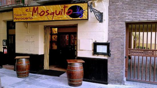 Taberna Arroceria El Mosquito