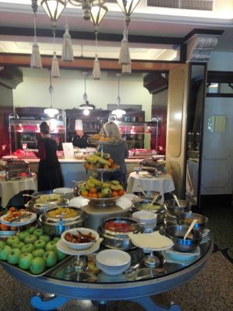 Grand Hotel Savoia Breakfast Picture Of Grand Hotel Savoia Genoa Tripadvisor