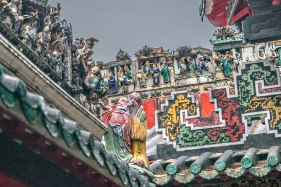 Confucius Temple of Foshan: Budismo