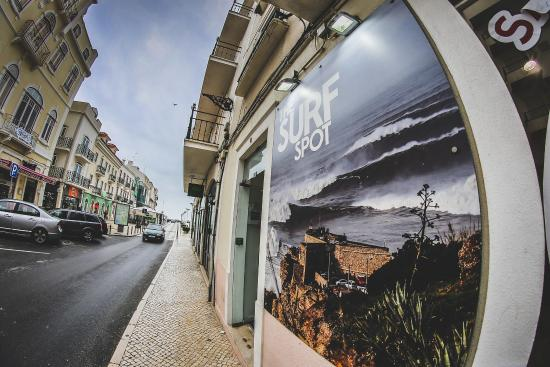 ‪The Surf Spot - Nazare Surf Shop‬