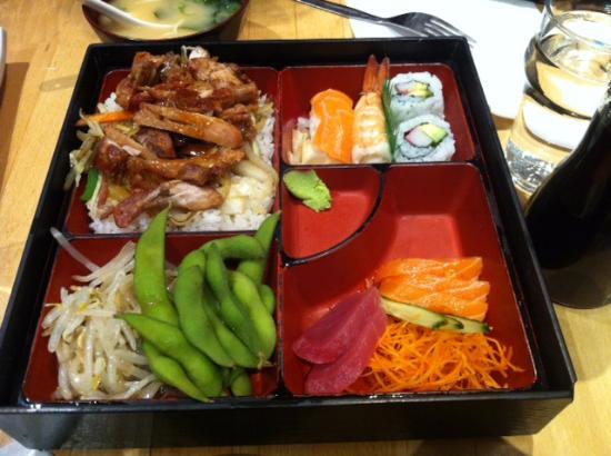 Teriyaki Restaurant London