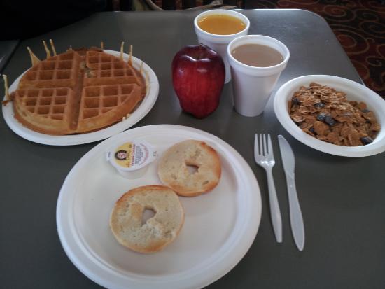 Days Inn Yakima: Frühstück