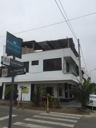 Punta Hermosa Surf Hostel: The Hostel