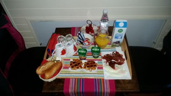 Bayan Bed n Breakfast Bild