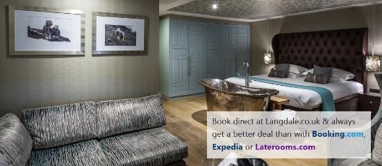 Langdale Hotel: Langdale Ultimate Room 104