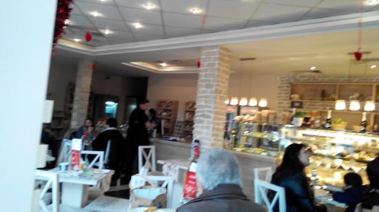 Pastry Shop Bonjour Zhaneta