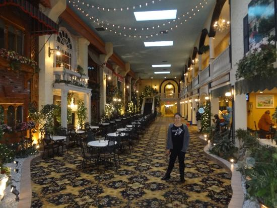Main Hall Picture Of Salvatore 39 S Garden Place Hotel An Ascend Hotel Collection Member