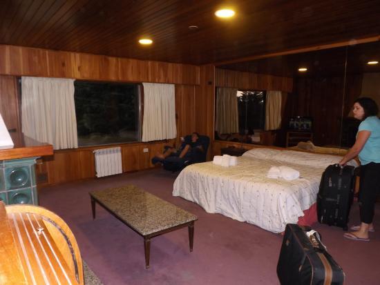 Hotel Fazenda Carioca: Amplia y confortable