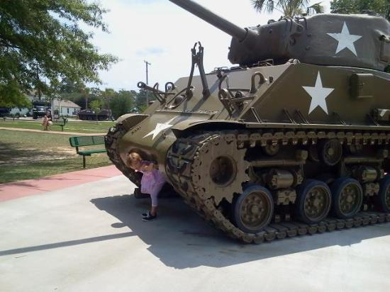 Fort Jackson Museum (not open to All public)