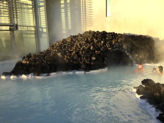 Grindavik, ไอซ์แลนด์: sauna cave. pay extra for that !!!!!