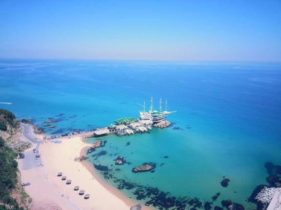 正东津海滩