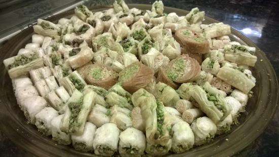 Jawhari Sweets, Ferzol