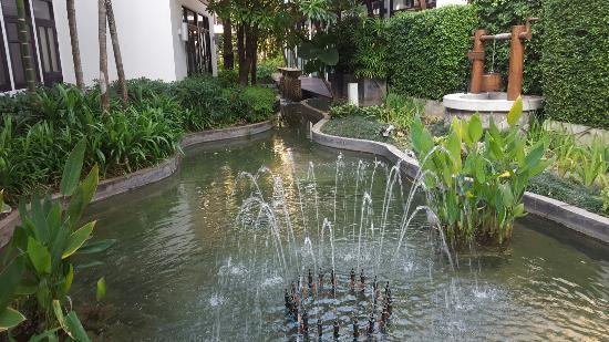 RarinJinda Wellness Spa Resort: 20160202_075455_large.jpg