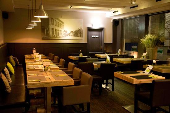 Zevenbergen, Países Bajos: Restaurant