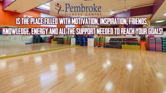 BEST WESTERN Pembroke Inn & Conference Centre: Fitness Centre