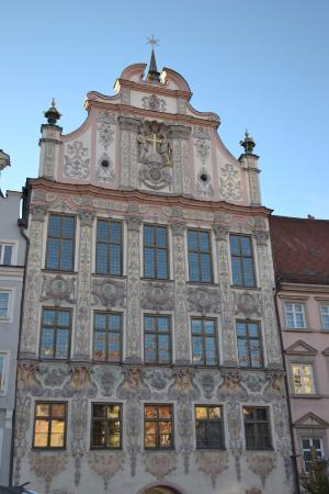historisches rathaus landsberg am lech aktuelle 2018. Black Bedroom Furniture Sets. Home Design Ideas