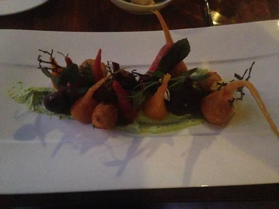 Lucy Restaurant and Bar: Beet Salad