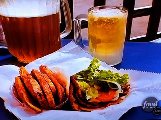 Keifer's Restaurant: Serving gyros, cottage fries and cold beer for 36 years, as seen on the Food Network!