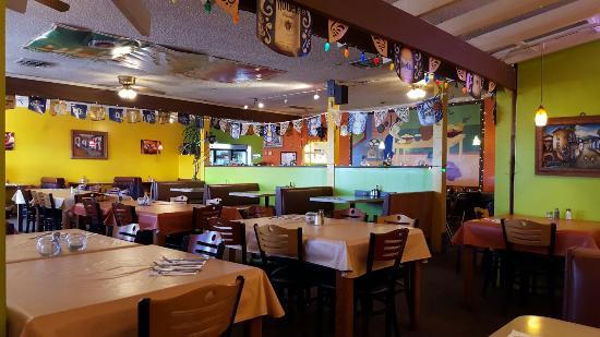 Carmela S Mexican Restaurant Mckinleyville Ca