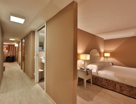 BEST WESTERN Hotel Canon d'Oro: Suite