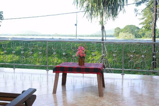 Balcony - Picture of Lake View Hotel, Tissamaharama - Tripadvisor