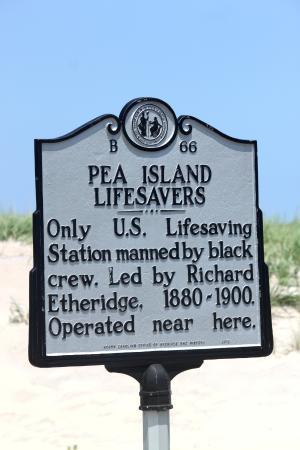 Image result for pea island lifesavers