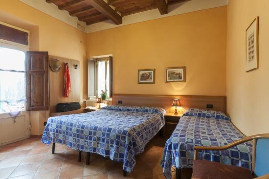 Affittacamere L'Arancio: Camera da letto