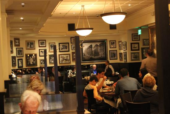the handlery s breakfast room picture of handlery union square rh tripadvisor com