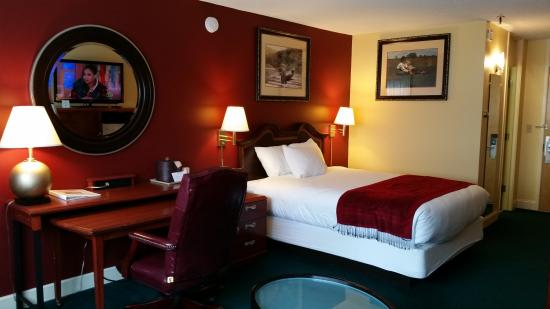 Fireside Inn & Suites: Room 216
