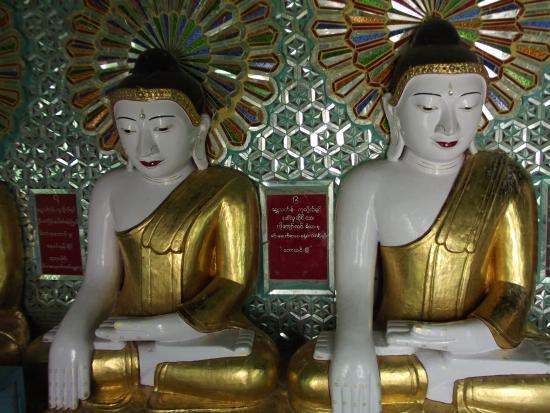 Shwekyimyint Paya : Budda