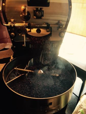 Grangeville, ID: Fresh roasted coffee every week