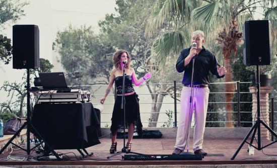 Cala Ferrera, Spania: Show