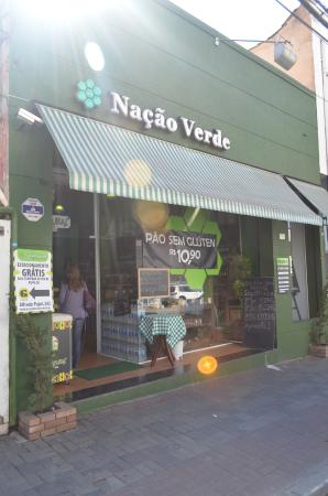 Nacao Verde Santana