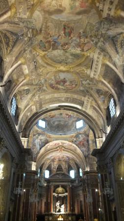 Interno Foto Di Basilica Di San Paolo Maggiore Bologna