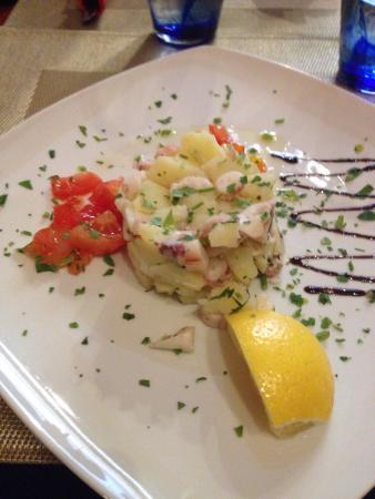 Secondi Di Pesce Buonissimi Picture Of Le Mani In Pasta Genoa
