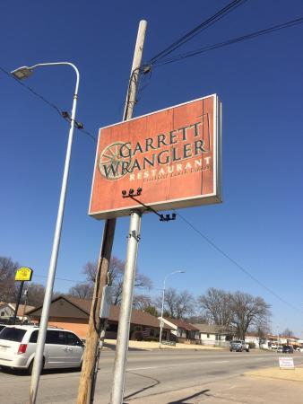 Garrett Wrangler Restaurant