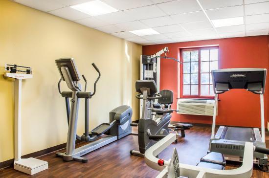 New Cumberland Hotel: Fitness