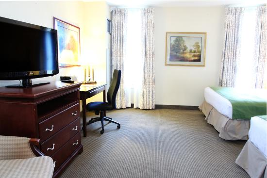 Conwell Inn: Queen and Twin Club Room