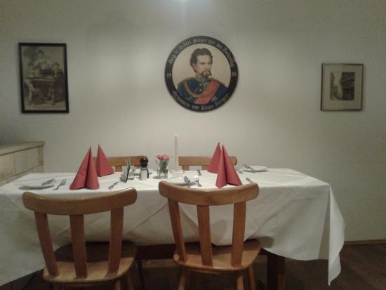 Kranzberg, Niemcy: Horger Restaurant